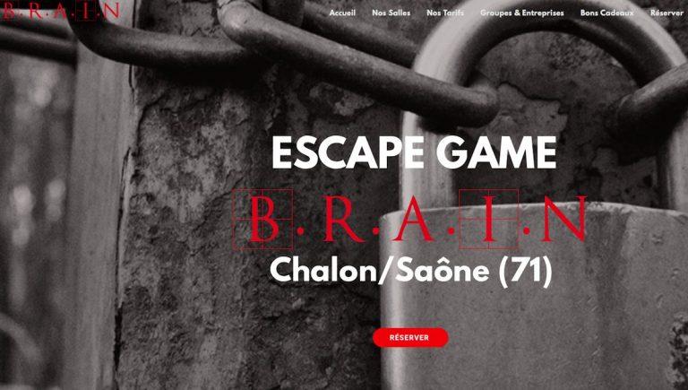 B.R.A.I.N Chalon, Escape Game à Chalon/Saône