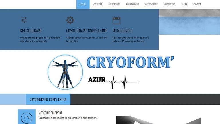 CryoForm Azur
