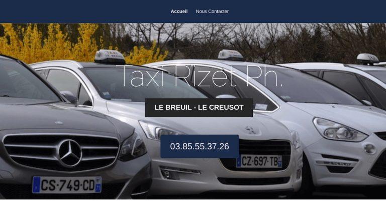 Taxi Rizet Ph.